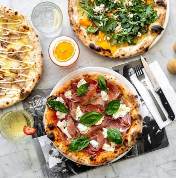 Zero 95 Pizza Bar Dromana